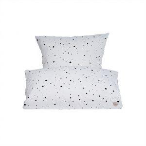 OYOY® Otroška posteljnina White Dot Baby, 70x100cm