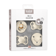 Bibs® Darilni set TRY-IT collection, Ivory